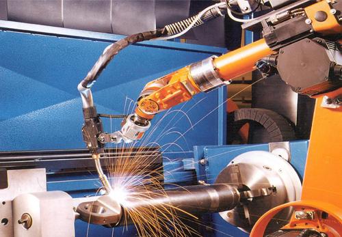 工业机器人在汽车及零部件